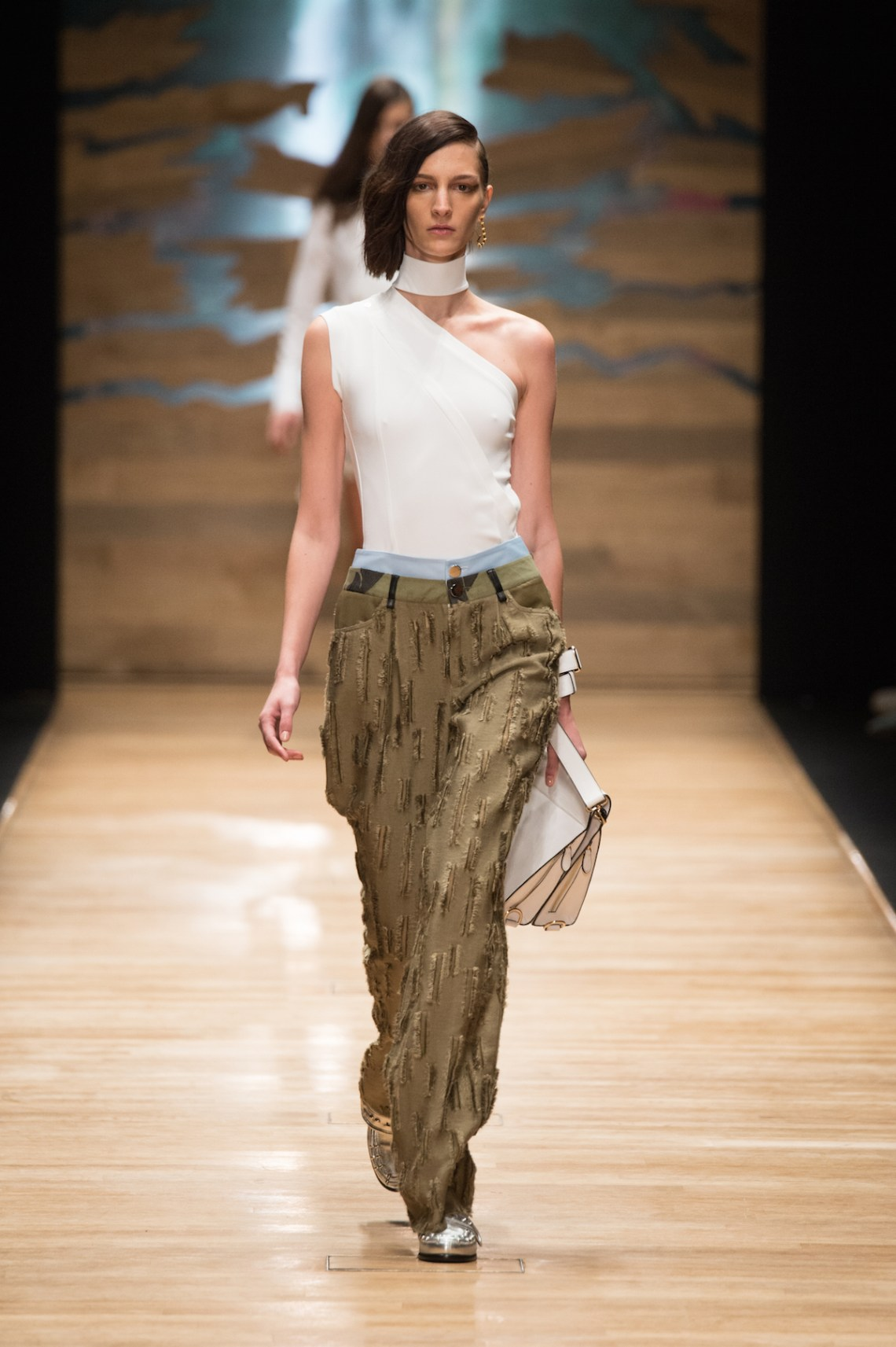 Pixelformula womenswear ready to wear prêt a porter summer 2016 Guy Laroche