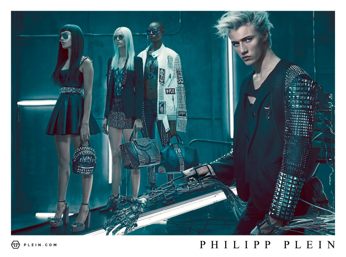 CAMPAIGN: Philipp Plein Spring/Summer 2016