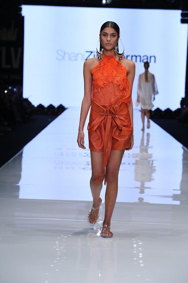 SHANI ZIMMERMAN - S pring/Summer 2016