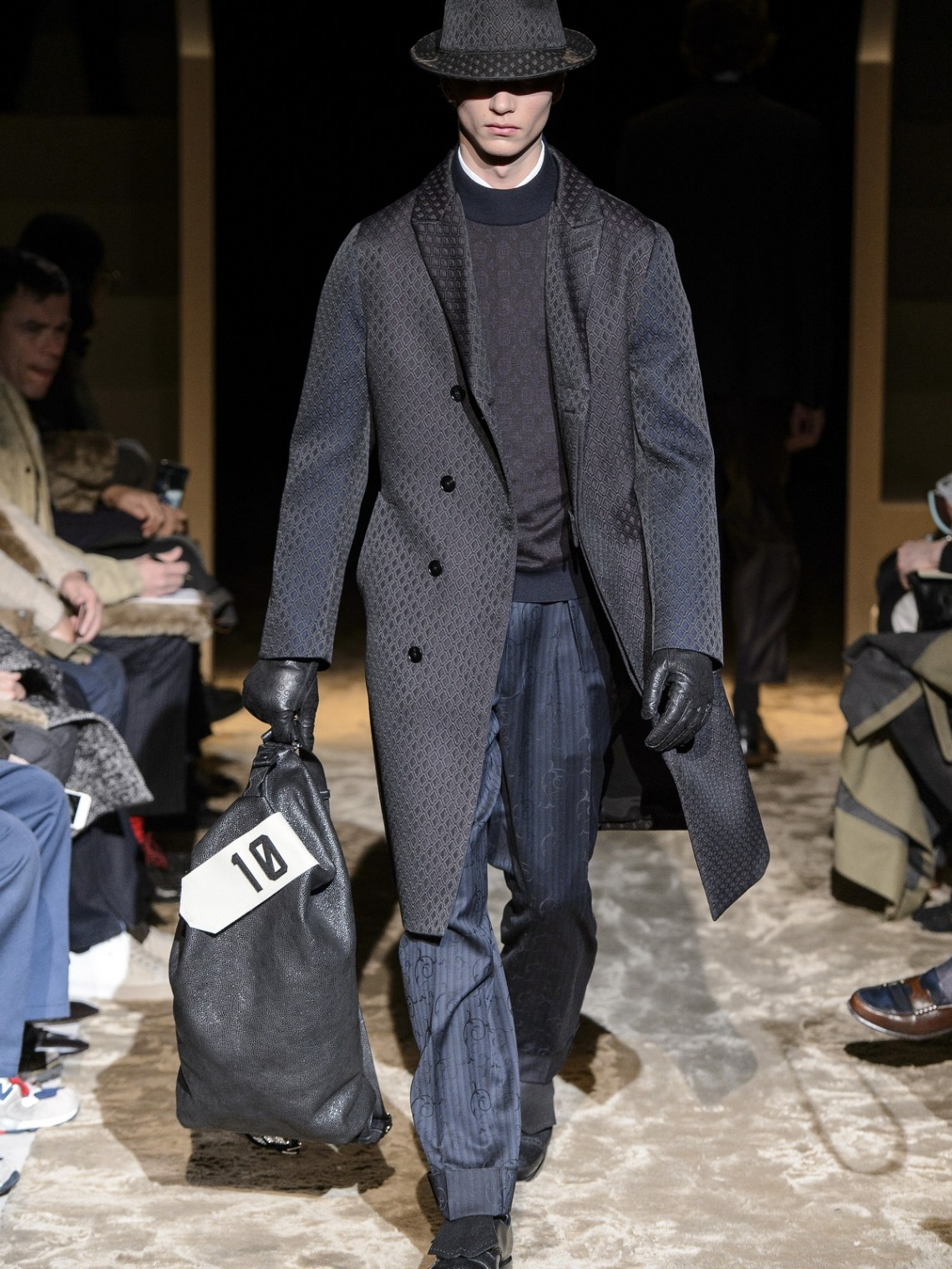 ERMENEGILDO ZEGNA FALL/WINTER 2016-2017