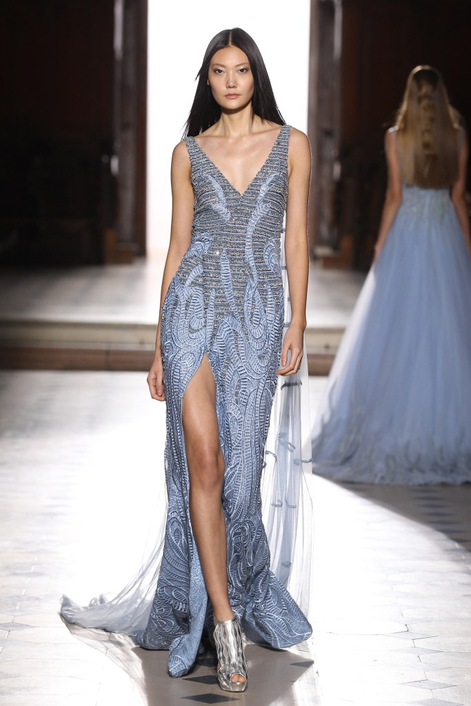 TONY WARD COUTURE - Spring/Summer 2016