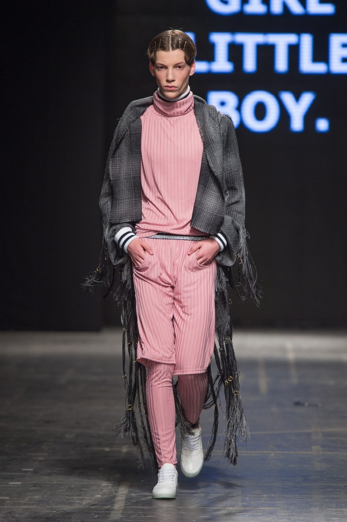 GIRL LITTLE BOY Fall/Winter 2016-2017
