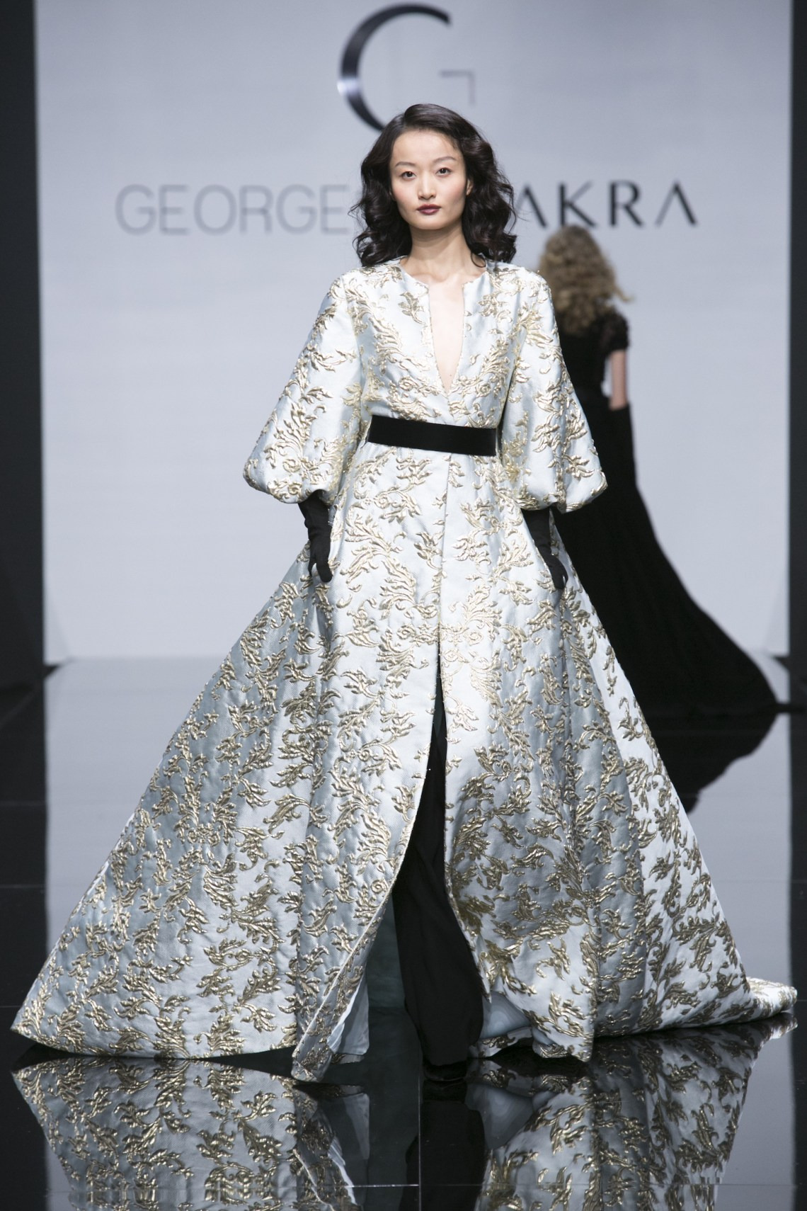 GEORGES CHAKRA COUTURE - Fall Winter 2016/17