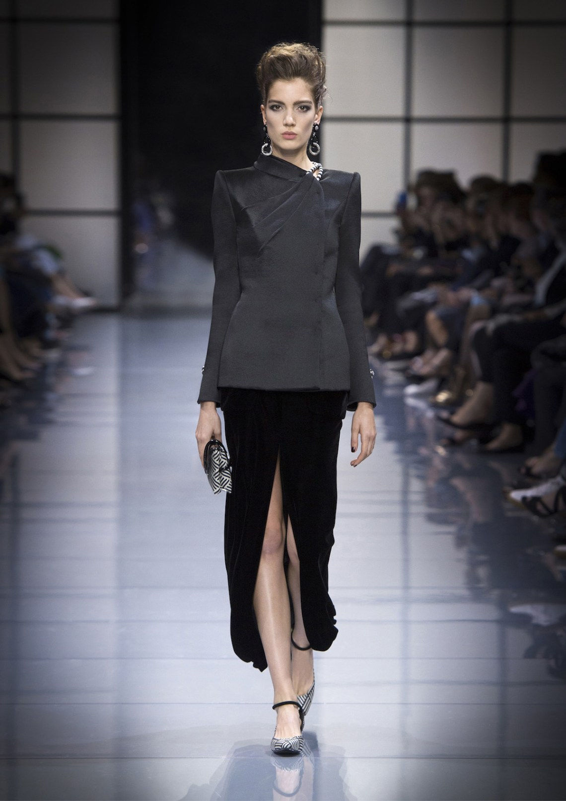 ARMANI PRIVE HAUTE COUTURE - Fall Winter 2016