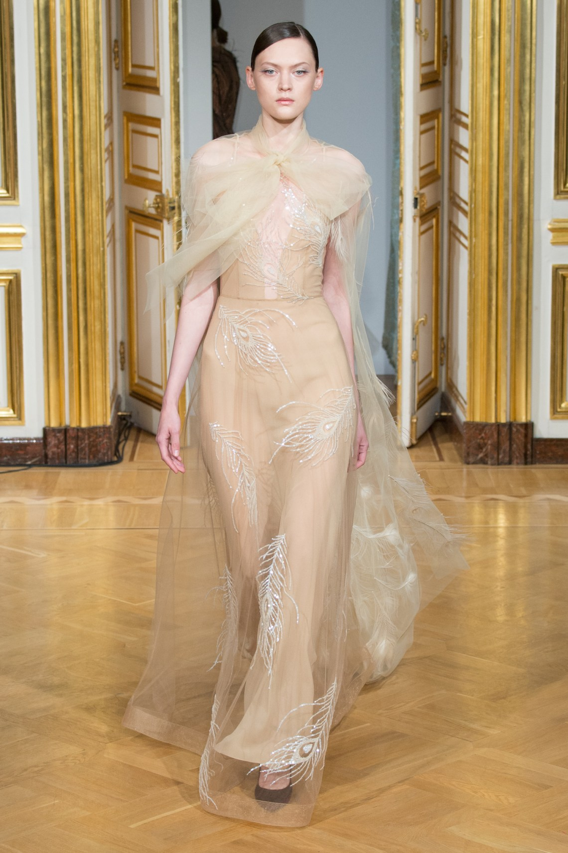 YANINA COUTURE - Fall Winter 2016/17