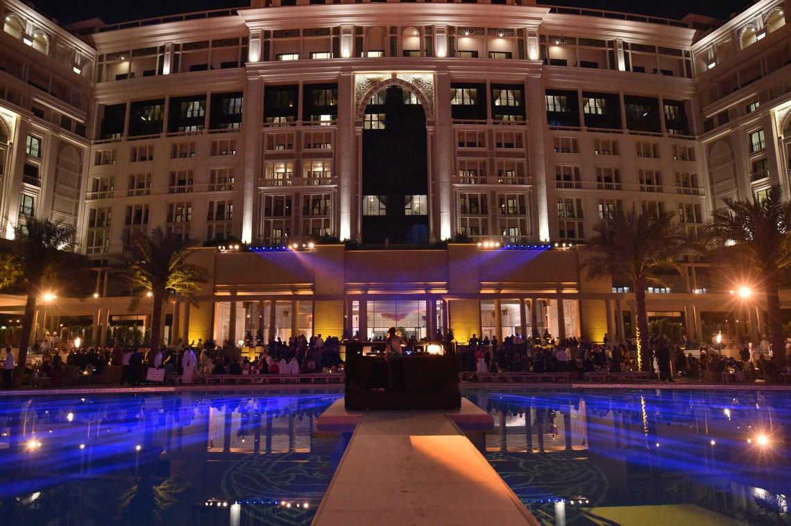 Palazzo Versace Grand Opening in Dubai