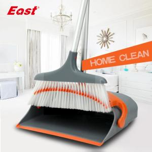 East New Fashion Luxury Broom Dustpan Combination Set Foldable Cleaning Tools House Helper - thefashionique