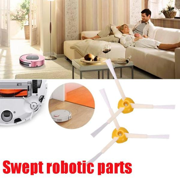Household Sweeping Robot Brush Dust Removal Replacement Brush Accessory Parts for Robots House Cleaning Tools - thefashionique