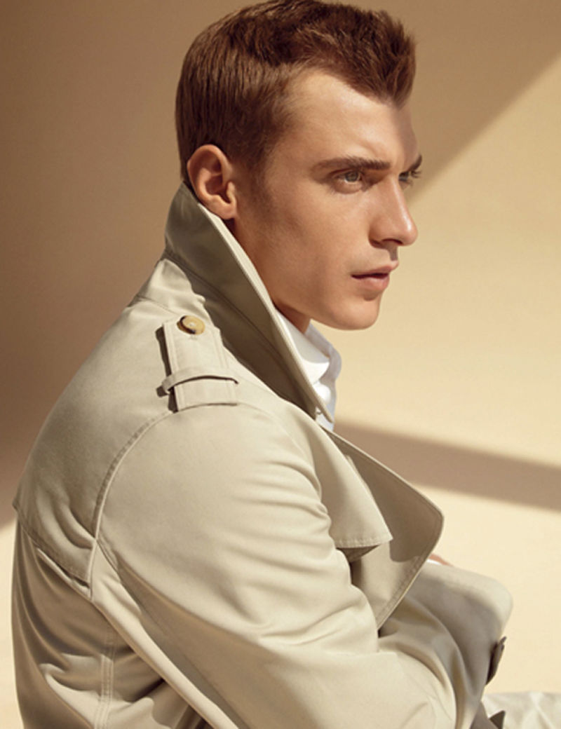 clement gqitalia4 Clément Chabernaud by Emilio Tini for <em>GQ Italia</em> April 2011