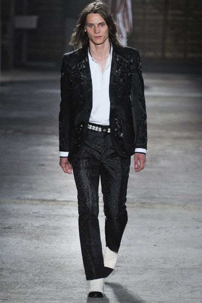 alexandermcqueen7 Alexander McQueen Spring 2012 | Milan Fashion Week