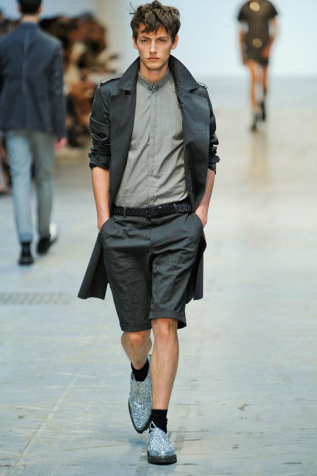 costumenational15 Costume National Homme Spring 2012 | Milan Fashion Week