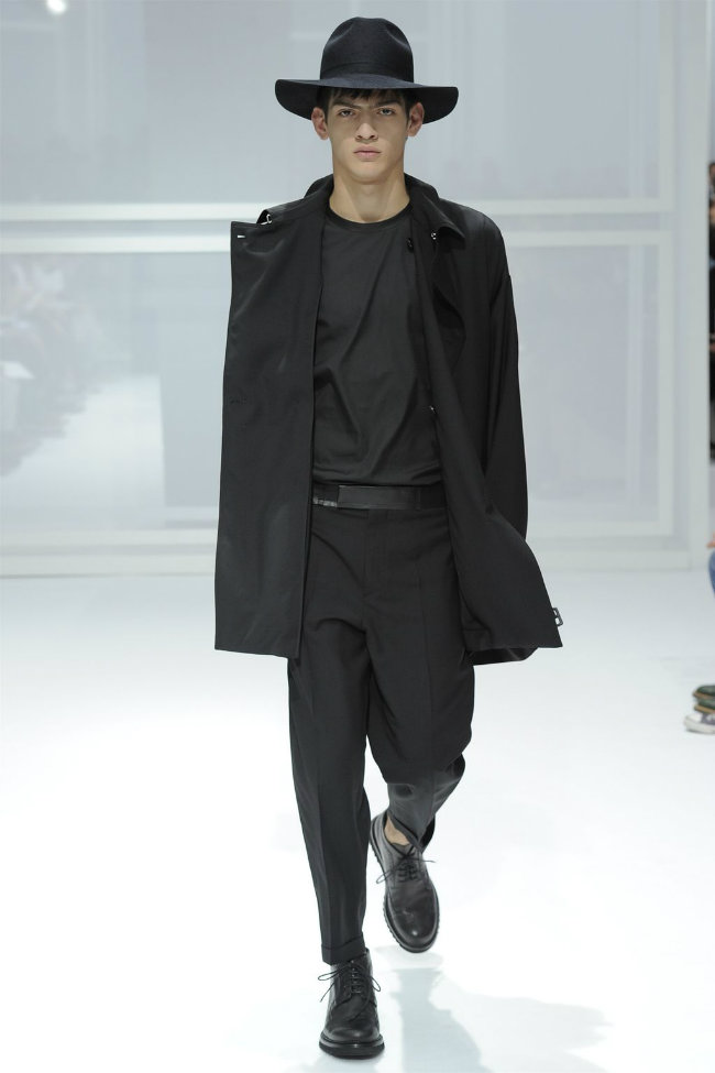 diorhomme2 Dior Homme Spring 2012 | Paris Fashion Week