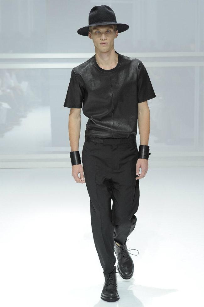diorhomme4 Dior Homme Spring 2012 | Paris Fashion Week