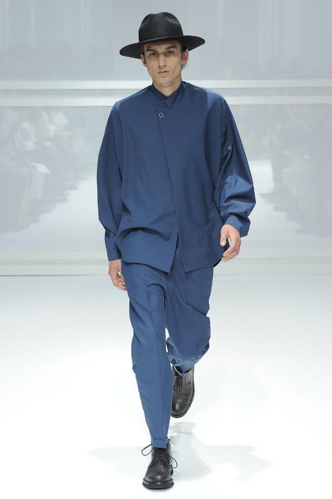 diorhomme5 Dior Homme Spring 2012 | Paris Fashion Week