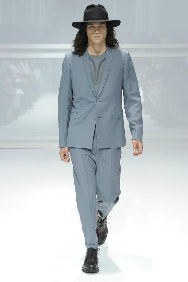 diorhomme8 Dior Homme Spring 2012 | Paris Fashion Week