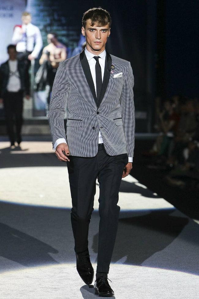 dsquared10 Dsquared² Spring 2012 | Milan Fashion Week