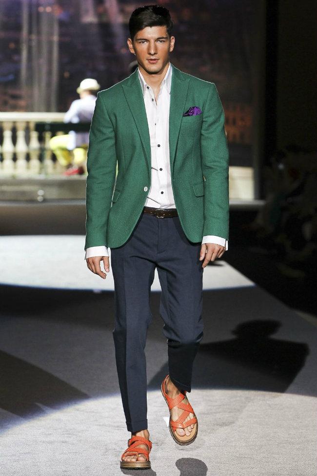 dsquared12 Dsquared² Spring 2012 | Milan Fashion Week