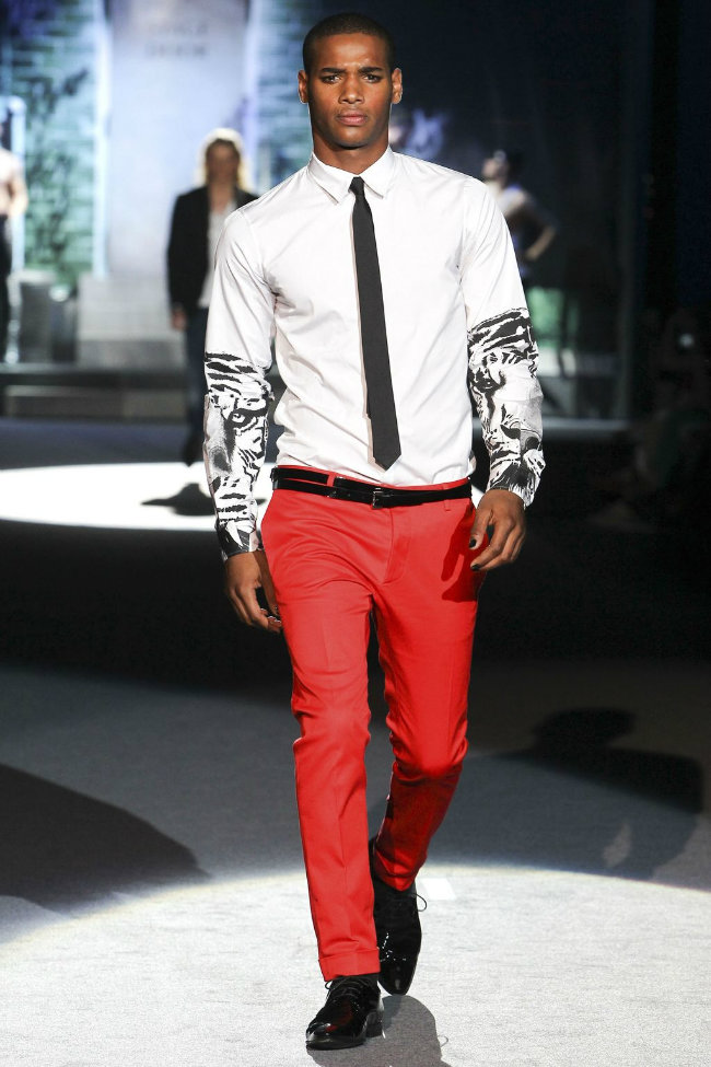 dsquared3 Dsquared² Spring 2012 | Milan Fashion Week