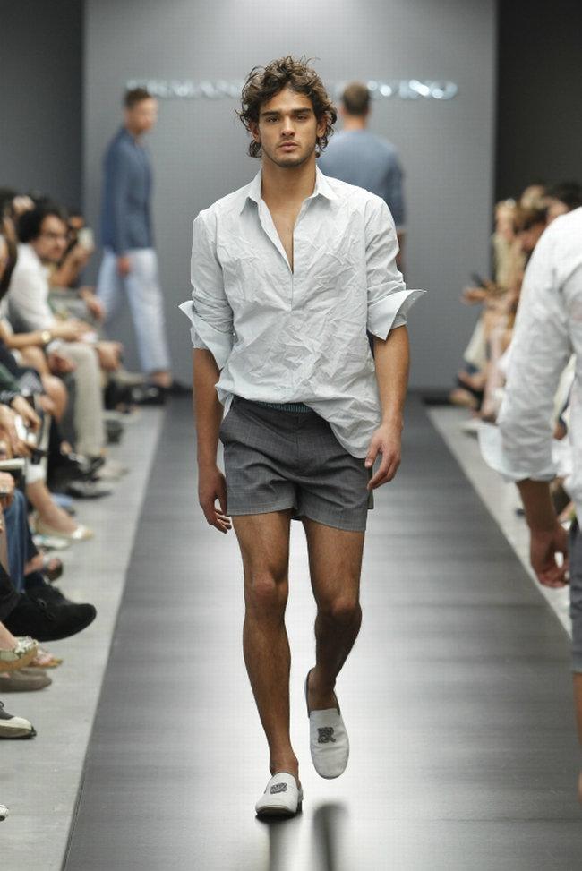 esspring22 Ermanno Scervino Spring 2012 | Milan Fashion Week