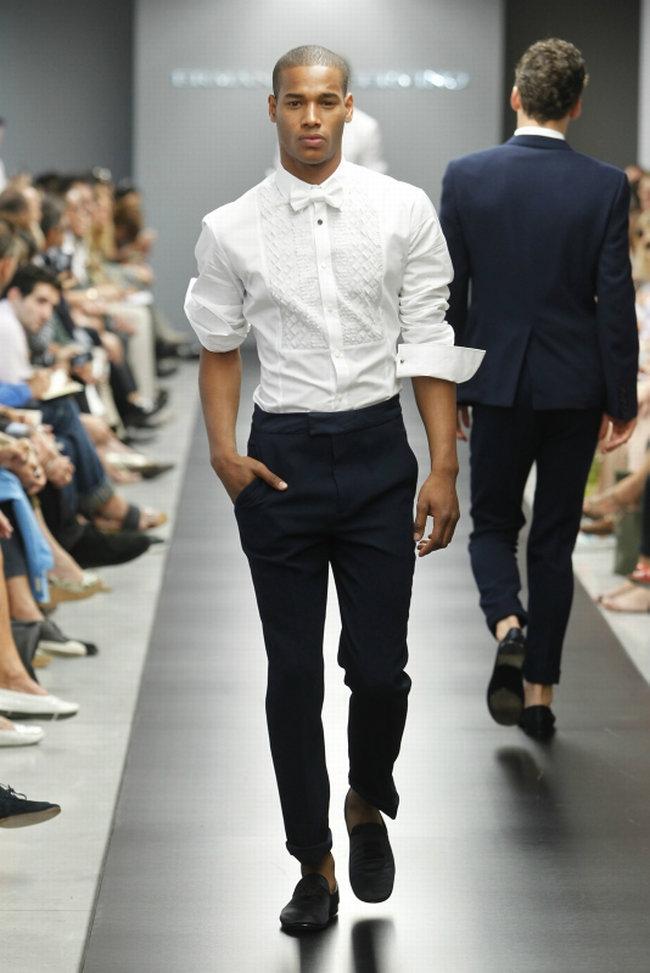 esspring3 Ermanno Scervino Spring 2012 | Milan Fashion Week