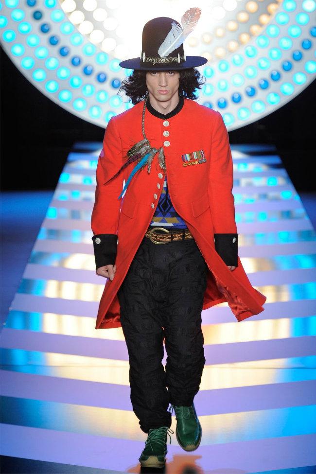 galliano1 John Galliano Spring 2012 | Paris Fashion Week