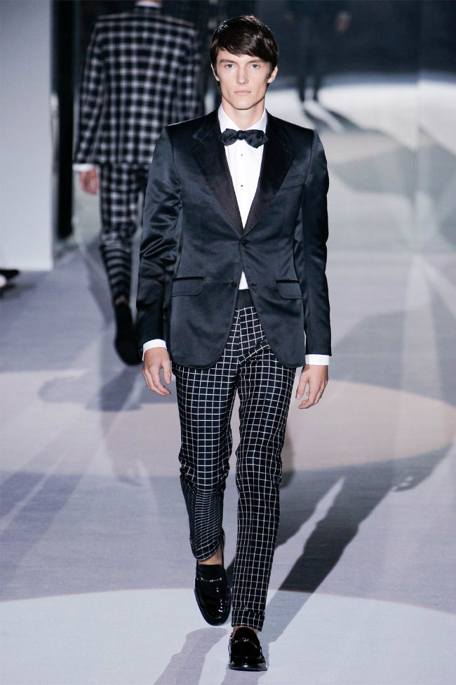 gucci8 Gucci Spring 2012   Milan Fashion Week