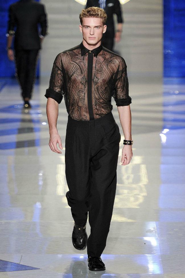 versace4 Versace Spring 2012 | Milan Fashion Week