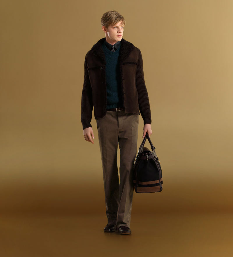 gucci10 Lenz Von Johnston for Gucci Fall 2011