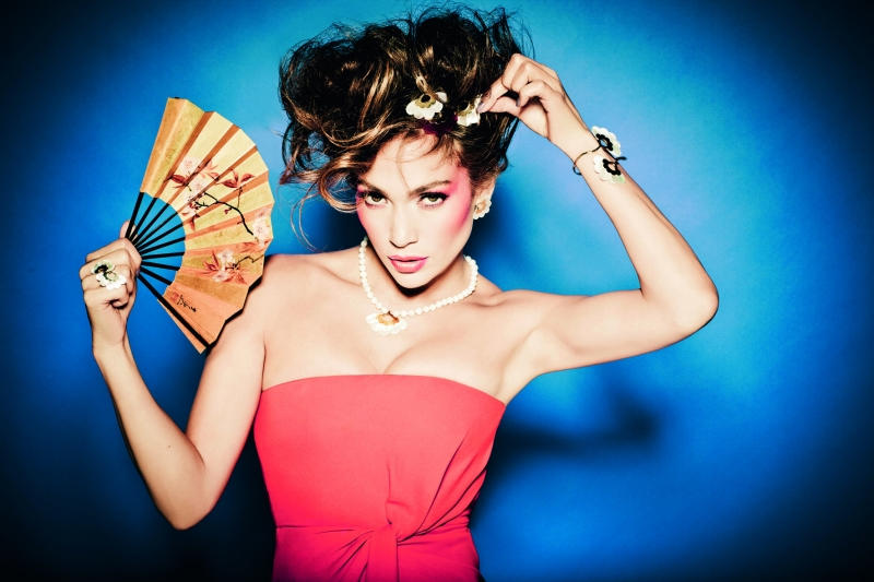 tous3 Jennifer Lopez for TOUS Spring 2011 Campaign by Ellen von Unwerth