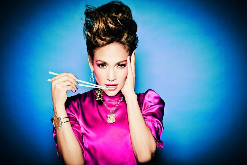 tous4 Jennifer Lopez for TOUS Spring 2011 Campaign by Ellen von Unwerth