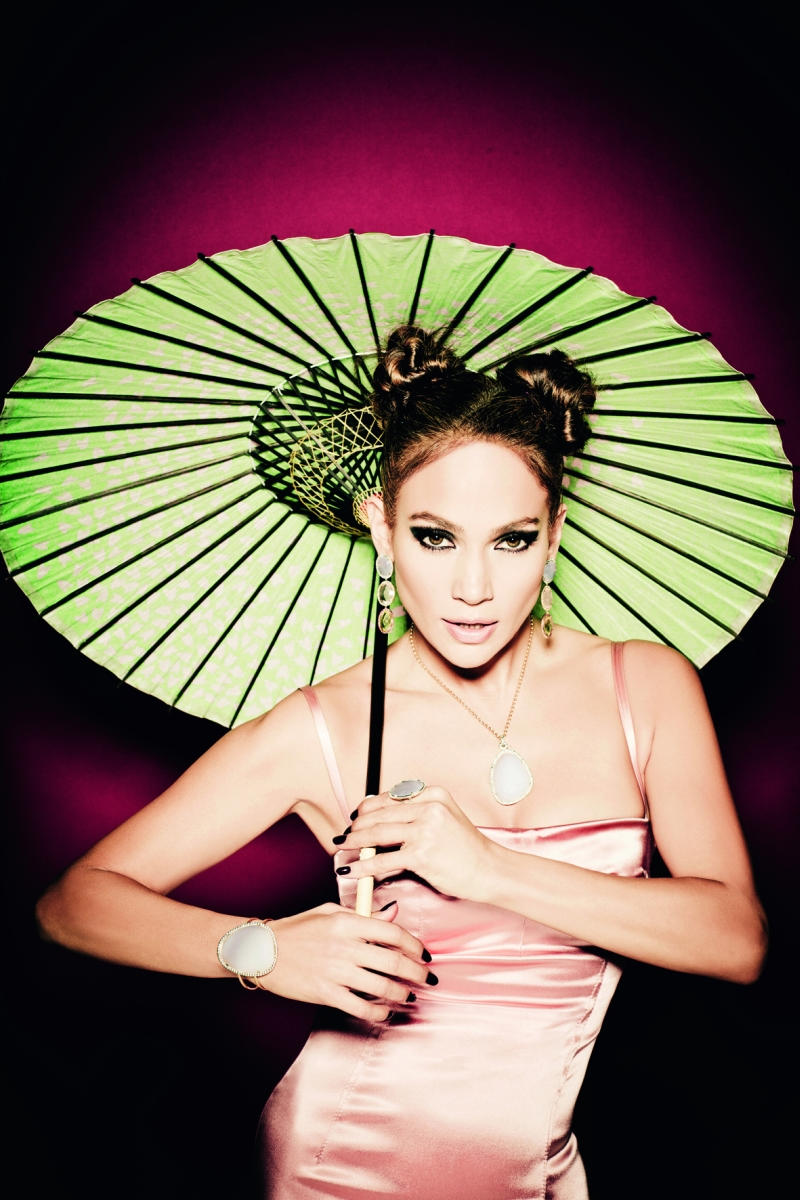 tous6 Jennifer Lopez for TOUS Spring 2011 Campaign by Ellen von Unwerth