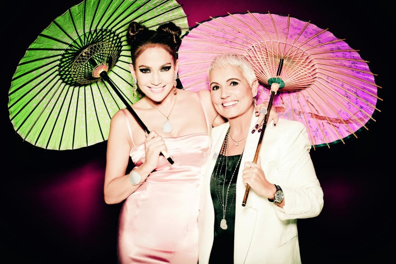 tous9 Jennifer Lopez for TOUS Spring 2011 Campaign by Ellen von Unwerth