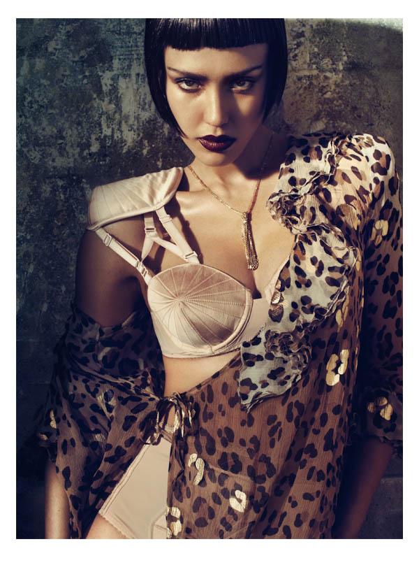 jessica alba Jessica Alba by Michelangelo di Battista for <em>Vogue Italia</em> April 2011