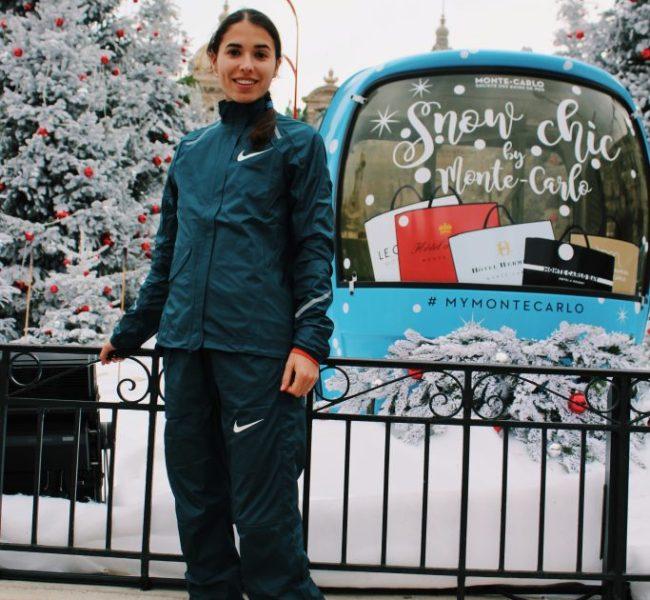 Running in Montecarlo: La Course de Noel