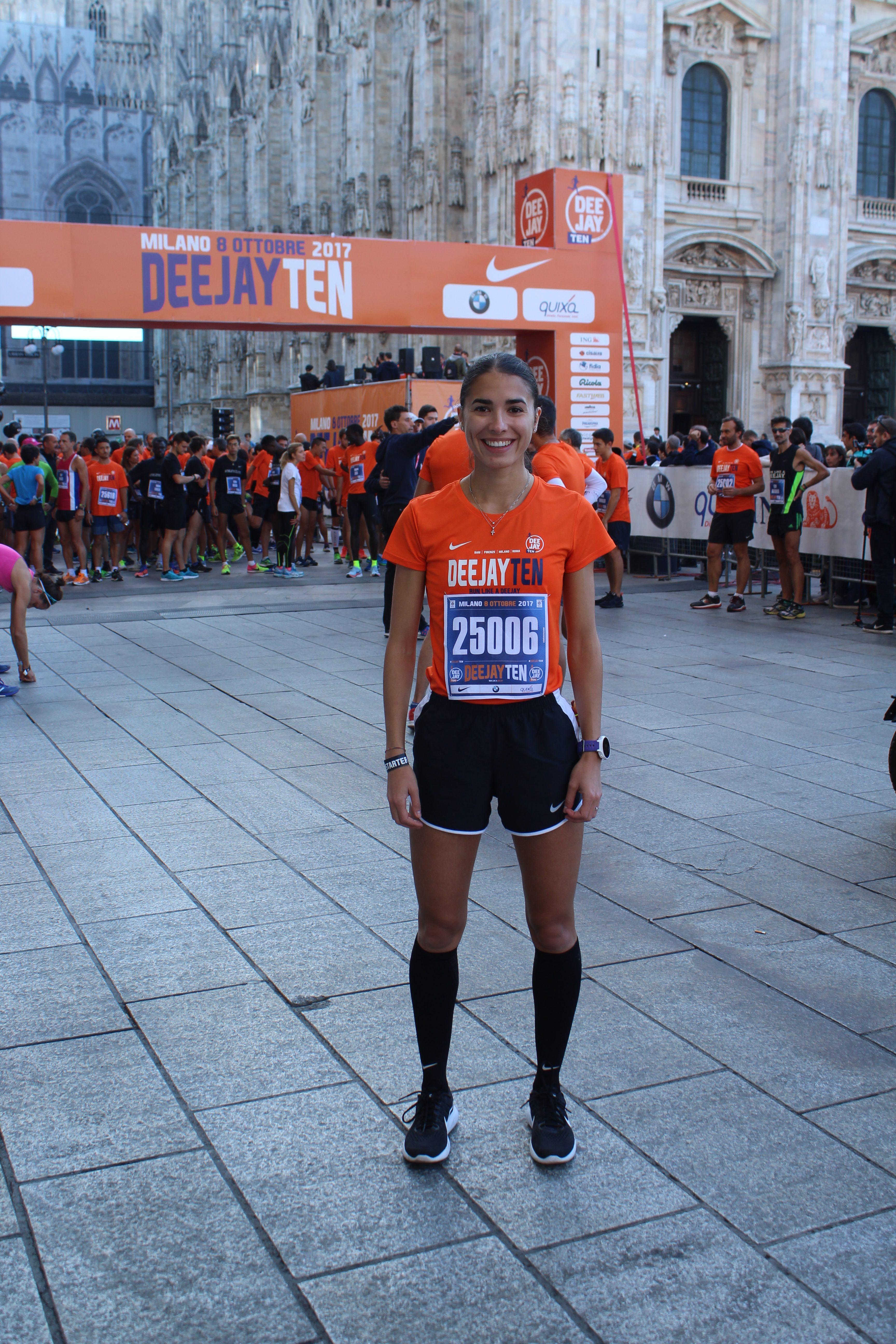 Lisa Migliorini Deejay Ten