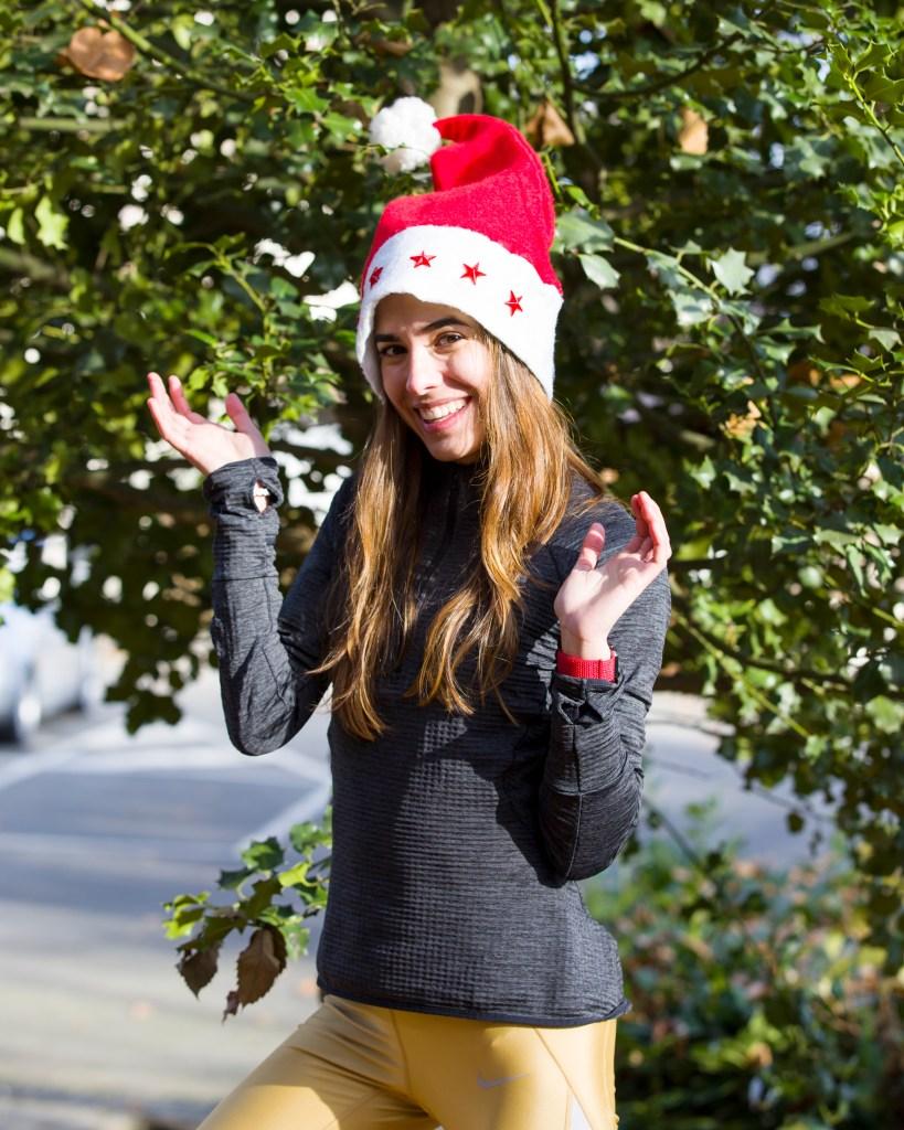 The Fashion Jogger Christmas
