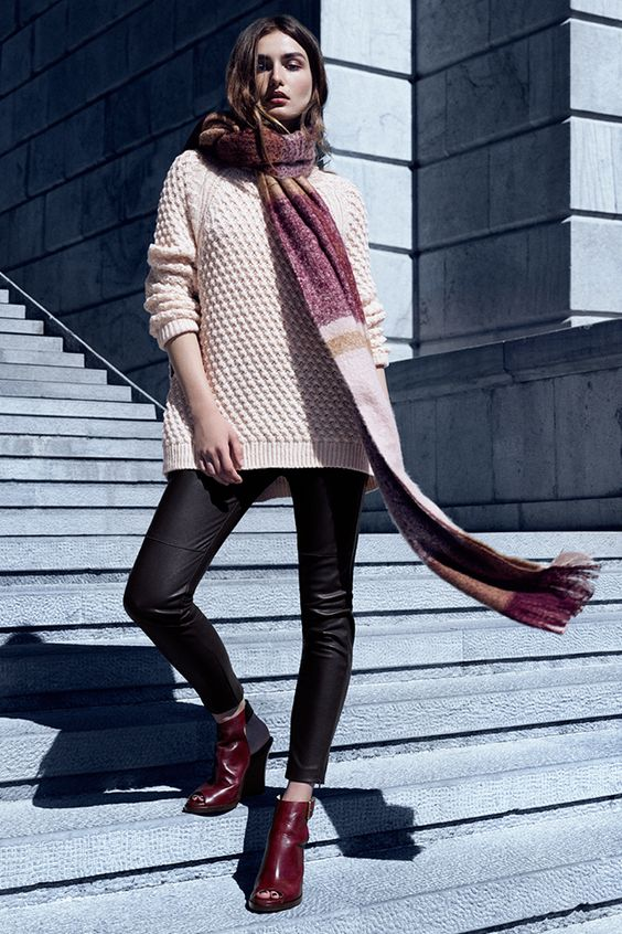 H&M Winter Fashion