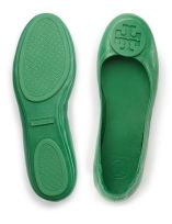 Tory Burch Introducing the Minnie Travel Ballet — the effortless chic of a flat, made packable