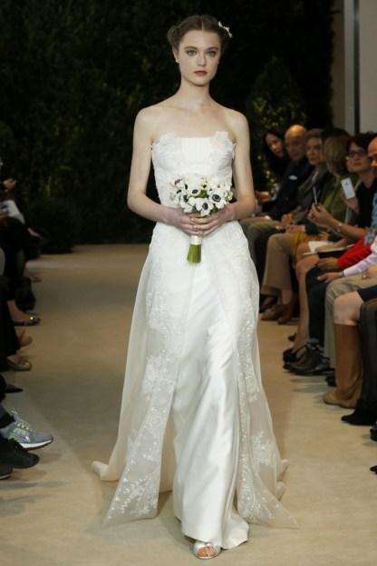 Carolina Herrera Bridal 2014