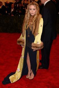 Mary Kate Olsen - MET Gala 2013