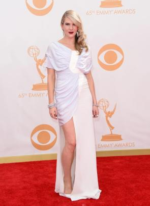 Lily Rabe in Vionnet