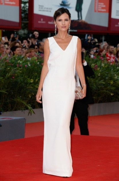 Virginie Ledoyen in Fendi