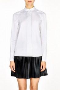 Theory Luxe Bida Cotton Shirt