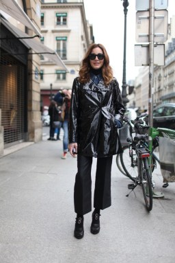 Ece Sukan Spring 2014 Couture Paris Street Style44