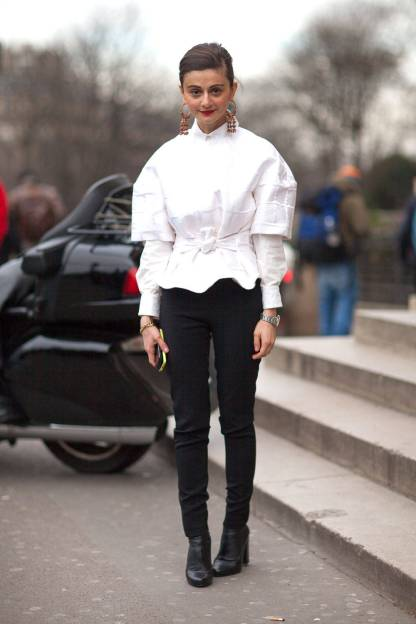 Spring 2014 Couture Paris Street Style28