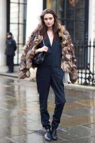 Best of London Fashion Week Streetstyle42