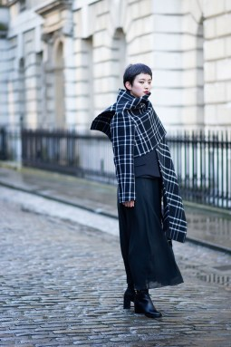 Best of London Fashion Week Streetstyle71