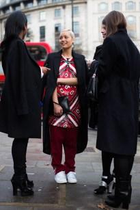 Best of London Fashion Week Streetstyle8