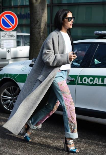 Best of Milan Fashion Week FW014 Street Style10