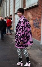 Best of Milan Fashion Week FW014 Street Style17
